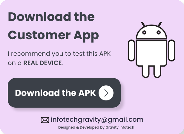 Grocery | Single Grocery Store Android User & Delivery Boy App With Admin Panel - 7